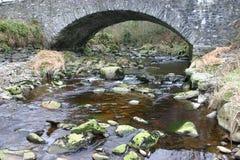 Old stone bridge. Taken at the village of Grogport, Mull of Kintyre, Scotland Stock Photography