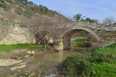 Old stone bridge. Stock Images