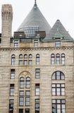 Old Stone Building in Boston Stock Image
