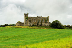Old stone building in the Irish style Stock Photos