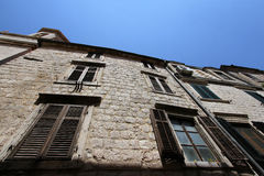 Old stone building Royalty Free Stock Photos