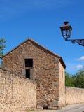 Old Stone Building,  Segovia Royalty Free Stock Photo