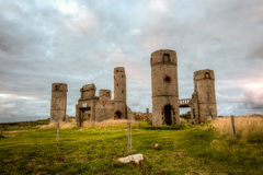 Old Stone Castle Royalty Free Stock Photography