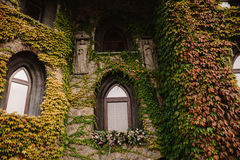 Old stone castle for the wedding ceremony Stock Photography