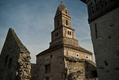 Old stone church Royalty Free Stock Images