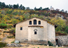 Old stone church Stock Photos