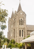 Old Stone Church on St Kitts Stock Photography