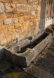 Old stone coffin or Sarcophagus Royalty Free Stock Image