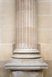 Old Stone Column Stock Photos