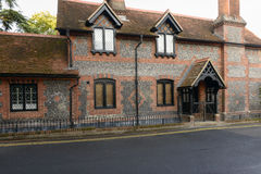 Old stone cottage, Marlow Royalty Free Stock Photography