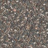 Old Stone Country Road. Seamless Tileable Texture. Stock Photography