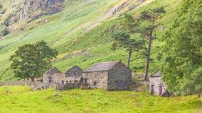 Old Stone Farm Homestead Royalty Free Stock Photography