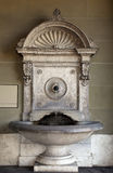 Old  stone fountain in Bern, Switzerland. Stock Photos