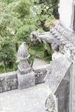 Old stone gargoyle in Portugal Royalty Free Stock Photo
