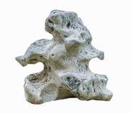 Old stone granite Stock Photography