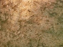 Old stone green texture wall Stock Photos