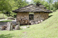 Old stone house Royalty Free Stock Photography