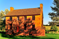 Old Stone House At Manassas Battlefield Stock Image