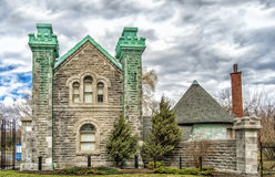 Old stone house Royalty Free Stock Image