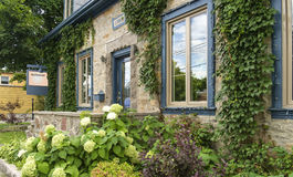Old 1816 stone house Royalty Free Stock Photography