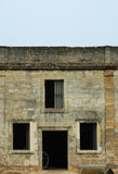 Old Stone Jail Building Stock Images