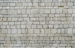Old stone layered wall Royalty Free Stock Photography