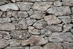 Old stone masonry. Stock Image
