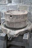 Old stone mill Stock Photo
