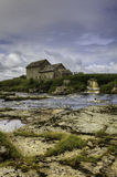 An old stone mill found in Thurso, Scotland Royalty Free Stock Photography