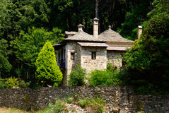 Old Stone Monastery Royalty Free Stock Photo