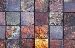 Old stone pavement in Hue, Vietnam. Old stone pavement in Imperial City of Hue, Vietnam royalty free stock photography
