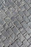 Old stone pavement texture Stock Image