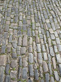 Old stone paving Stock Photo