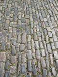 Old stone paving Stock Photo