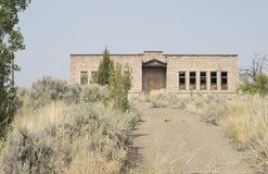 Free Old Stone Schoolhouse Stock Photos - 125766483