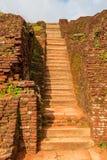 Old stone staircase. In Sigiriya. Sri Lanka Stock Photos