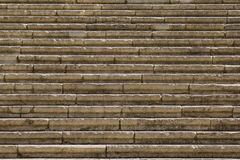 Old stone stairs. In Girona royalty free stock image