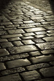 Old stone street Royalty Free Stock Photography
