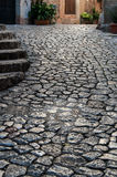 Old stone street Royalty Free Stock Image