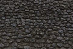 Old stone texture. In abandoned building Royalty Free Stock Photography