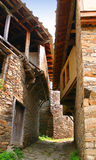 Old stone village Stock Photo