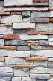 Old stone wall. Texture of Old stone wall Royalty Free Stock Photo