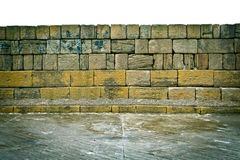 Old stone wall Royalty Free Stock Photo