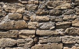 Old stone wall Royalty Free Stock Photos