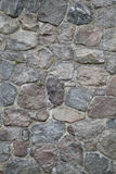 Old Stone Wall Background Texture. Old Generic Stone Wall Background Texture Royalty Free Stock Photo