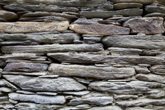 Old Stone Wall Background Texture. Old Traditional Stone Wall Background Texture Royalty Free Stock Images