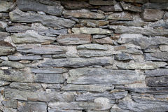 Old Stone Wall Background Texture. Old Traditional Stone Wall Background Texture Stock Photography