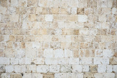 Old Stone Wall Background Royalty Free Stock Photos