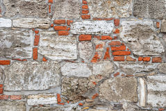 Old stone wall Stock Photography