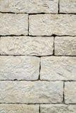 Old stone wall closeup Stock Photos